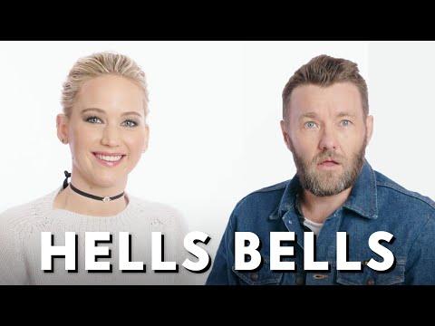 Jennifer Lawrence and Joel Edgerton Teach Kentucky and Aussie Slang   Vanity Fair