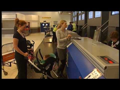 easyJet at Belfast International Airport