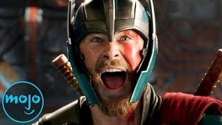 Top 10 Improvised Superhero Movie Moments