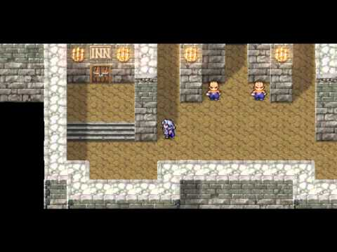 Final Fantasy IV #18: La véritable forme du Roi et Excalibur!