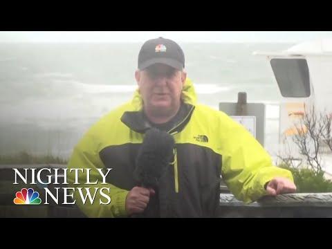 Subtropical Storm Alberto Hits The Florida Panhandle | NBC Nightly News