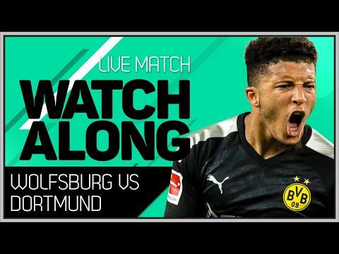 Wolfsburg vs Dortmund Mark Goldbridge Bundesliga Watchalong