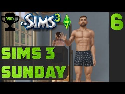 Starter Home & Athletic Skill maxed out - Sims Sunday Ep. 6 [Completionist Sims 3 Playthrough]