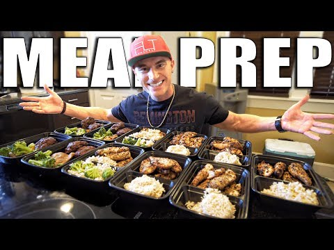 HOW TO MEAL PREP   Complete Step By Step Beginners Guide