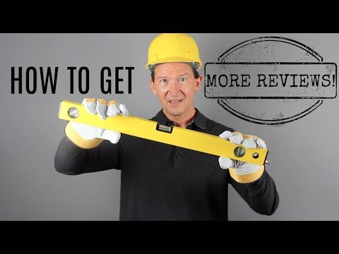 How To Get More Reviews  (tips on getting more customer reviews and feedback)
