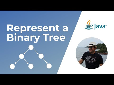 How to represent a Binary Tree in Java ?