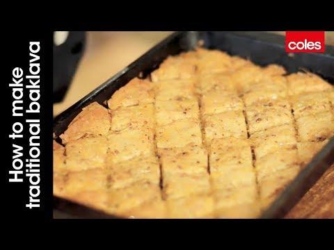 How to make traditional baklava with Dani Venn