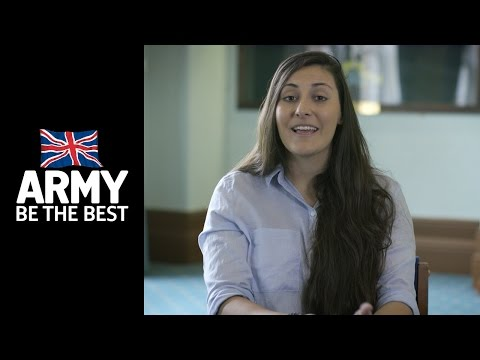 I have a story - Army Reserve Officer - Army Jobs