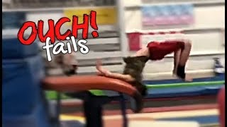 Download 2018 Gymnastics Fails: OUCH Video
