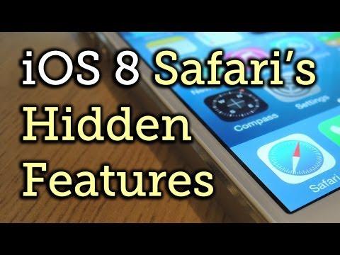 The 5 Best Hidden Safari Features in iOS 8 - iPhone, iPad