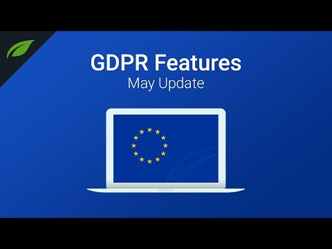 GDPR & Thrive Themes: May Update