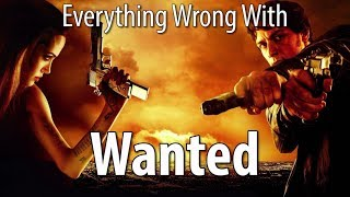 Everything Wrong With Wanted In 17 Minutes Or Less