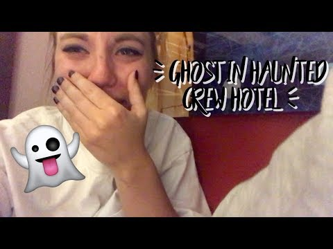 Haunted Hotel [ ghost caught on camera ]