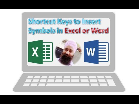 How to Insert Degree Symbol and Other Symbols in Word | Shortcut Key for Degree Symbol in Word 2010