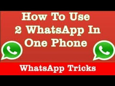 How to create second account on whatsapp,coc,instagram,messenger and many more ( no root)