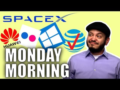 California Net Neutrality, Huawei Leaves USA, and MORE Windows Phones? Monday Tech Chat!