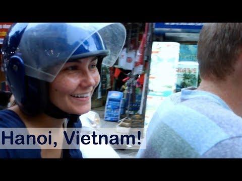 Hanoi, Vietnam - My last country!