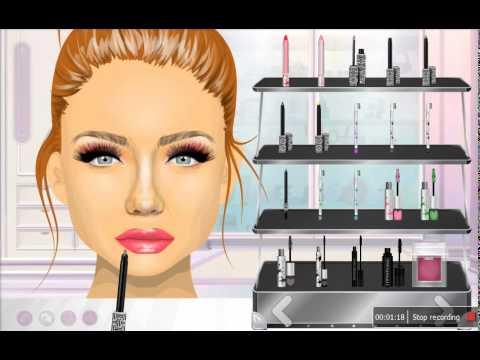 Stardoll Countouring With Makeup Tutorial