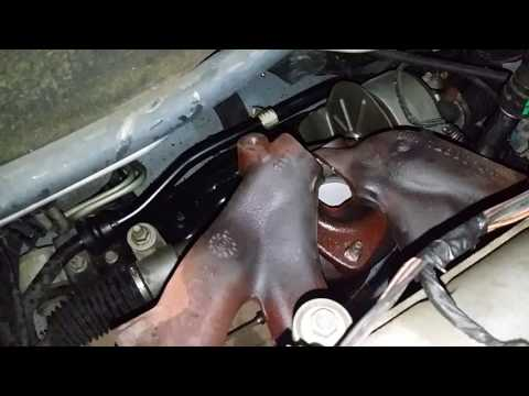 CHEVY MALIBU 2012 EXHAUST MANIFOLD REMOVE AND INSTALL