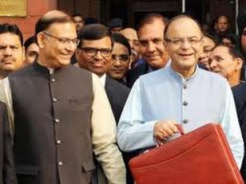 वित्त मंत्री वार्षिक बजट बताया (annual budget 2017)