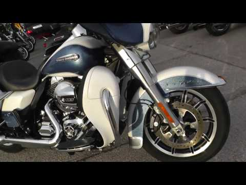 695993 - 2015 Harley Davidson Ultra Classic Low FLHTCUL - Used motorcycle for sale