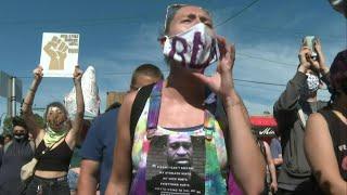USA: Manifestation après la mort d'un homme noir aux mains de la police | AFP