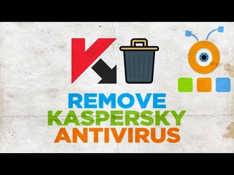 How To Remove Kaspersky Antivirus | How to Uninstall Kaspersky Antivirus