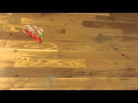 How to clean parquet with Miele Ecoline Classic C1 vacuum cleaner