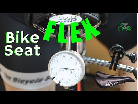 How much does your saddle flex? || Bike Fit Experiment