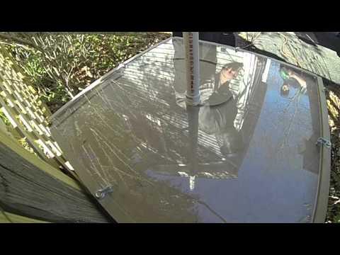 Fibonacci Marble Launcher -- 5 Marble Test