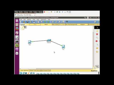 Linux: Make Packet Tracer 7 Desktop Launcher and Associate Packet Tracer Files with Linux OS