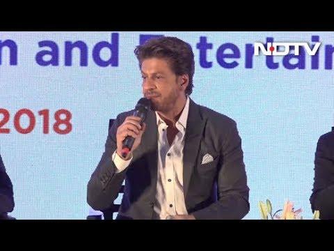 Magnetic Maharashtra: Shah Rukh Khan Wants Mumbai To Become Entertainment Hub