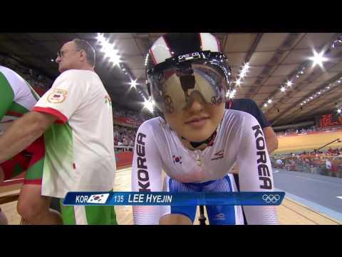 Korean sprint montage Rio