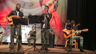 GAZA Bella Ciao in onore di Vittorio Arrigoni 16 aprile 2016