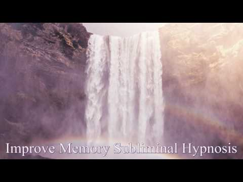 How to Improve Your Memory Power - Subliminal Messages Hypnosis for Memory Improvement - Subscribe!