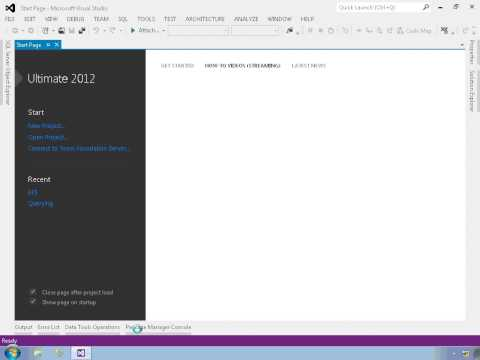 SSRS 2012: Introduction and Report Builder Tutorial Video: Report Building Tools