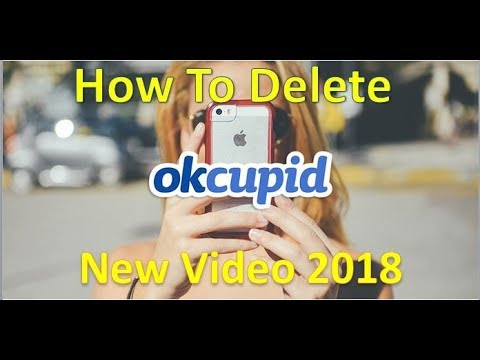 Delete OKCupid Account  2018: Disable OkCupid