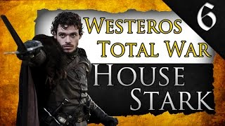 Download WESTEROS TOTAL WAR: HOUSE STARK CAMPAIGN EP. 6 - KILLING LANNISTERS! Video