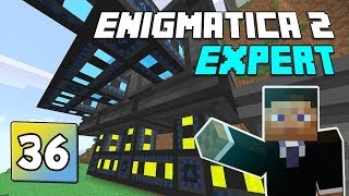 Enigmatica 2: Expert Mode - EP 38 | NuclearCraft Fusion