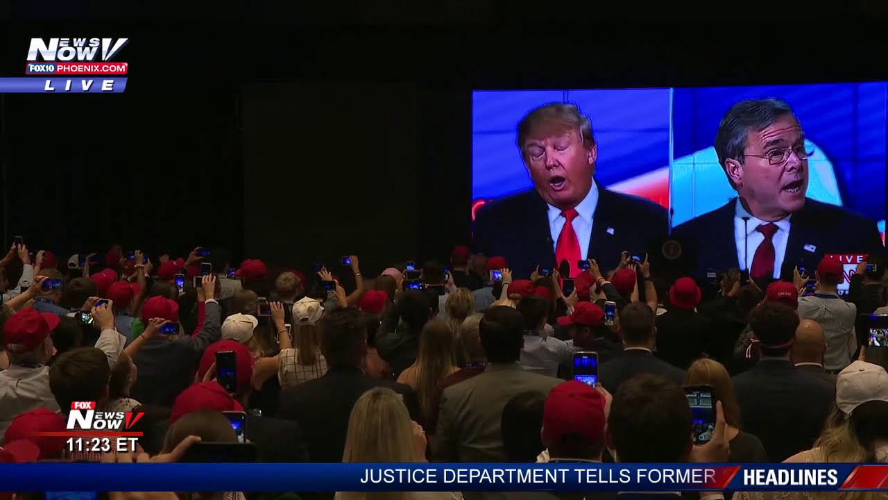 MASSIVE TRUMP INTRO: President Trump Welcomed At Turning Point USA
