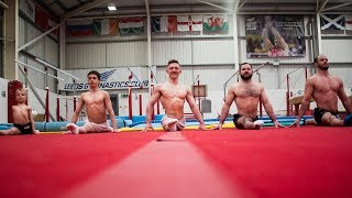 AGE IS JUST A NUMBER! {Gymnastics Challenge}
