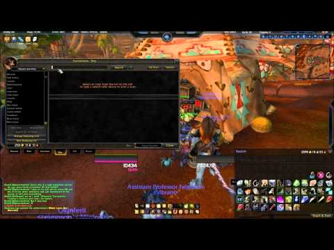 Questions Answered : Roxas, What Auction Addon do you use?