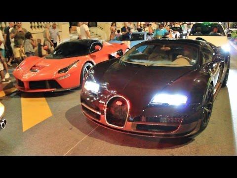 Bugatti Madness in Cannes & Monaco : Mansory, Super Sport, Vitesse...