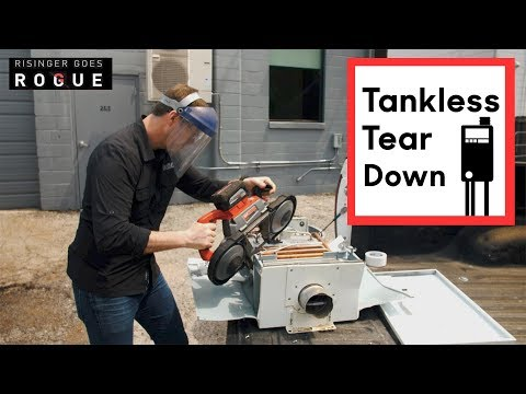 Dead Tankless Water Heater - Lessons Learned?