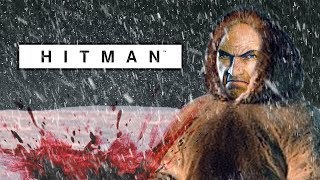 SLOPPY SNOW JOB - Hitman: Contracts Gameplay Part 3