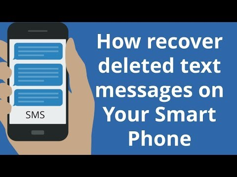 Deleted messages : How recover deleted text messages on Your Smart Phone।EraIT