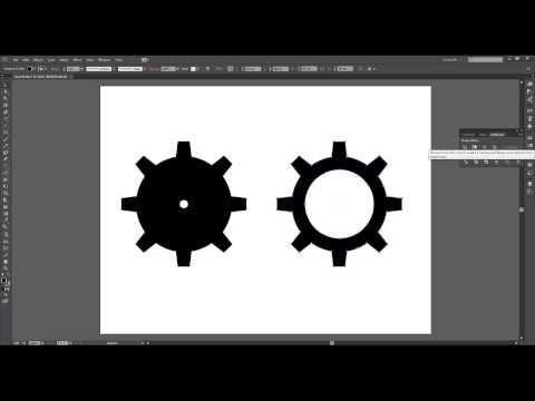 Creating Vector Gears in Illustrator