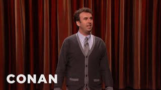 Matt Braunger Stand-Up 10/24/11  - CONAN on TBS