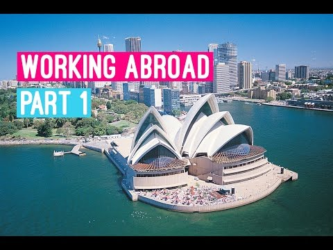 Working abroad : Malaysia, Singapore, Sydney | MAKE IT HAPPEN