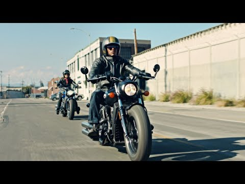 Set the Standard - 2018 Commercial - Indian Motorcycle